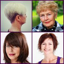 50 a69 year old short hair cuts 40 best hairstyles for women over 50 youtube