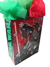 wars gift bags darth vader wars christmas gift bag bundle 2
