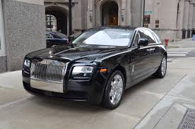 rolls royce ghost gold 2010 rolls royce ghost stock gc1401 for sale near chicago il