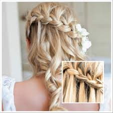 cute and easy braided hairstyles for short hair kit kat ties
