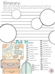 printable vacation journal pages my travel journal hip homeschool moms