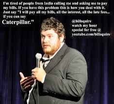 Bill Collector Meme - comedian bill squire s jokes powered by jokeblogger com