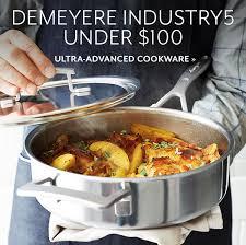 demeyere cuisine sur la table demeyere deals 100 milled