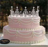 buy wedding cake wholesale crown cake topper buy cheap crown cake topper from