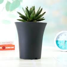 planters black plastic plant pots uk large glazed garden