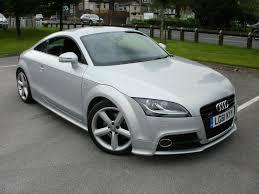 used audi tt s line manual cars for sale motors co uk