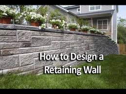 Retaining Wall Design Ideas Home Design Ideas - Retaining wall designs ideas