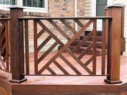 Ideas For Deck Handrail Designs Best 25 Indoor Railing Ideas On Pinterest Indoor Stair Railing