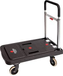 Utility Dolly Home Depot by Amazon Com Magna Cart Flatform 300 Lb Capacity Four Wheel Folding