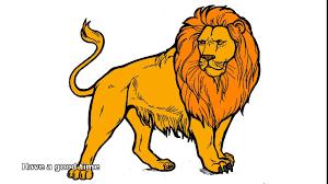 cartoon lion clipart animals clip art downloadclipart org clipartix