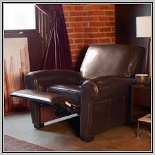 leather recliner chair with cup holder chairs home design