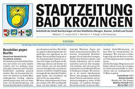 Stadt Bad Krozingen Friedensrat Markgräflerland Landtagswahl 2016 Wählt Menschlich