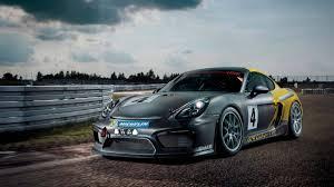 porsche cayman racing manthey racing porsche cayman gt4 clubsport racing kit and