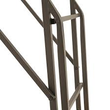 guide gear 2 person 20 u0027 double rail ladder tree stand with hunting