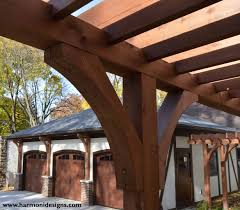 House Of Trelli Garage Simple Pergola Ideas Small Pergola Attached To House