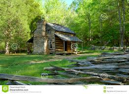 Tennessee scenery images John oliver 39 s cabin in cades cove of great smoky mountains jpg