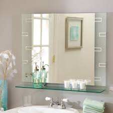 mirror ideas for bathroom lovable bathroom mirror ideas for a small bathroom small bathroom