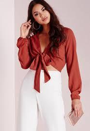 tie front blouse tie front blouse blouse with