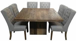 rustic square dining table simple ideas square rustic dining table pleasurable 17 ideas about