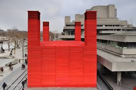 shed at the national theatre