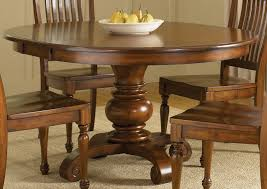 Pedestal Dining Table Pedestal Dining Table French Round On Sich - Round wood dining room tables