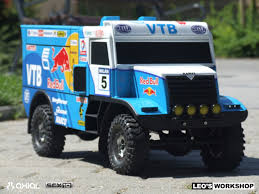 dakar rally truck axial racing blog
