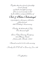 wedding invitations jacksonville fl top compilation of 60th wedding anniversary invitations
