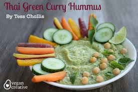 Thai Food Meme - thai green curry hummus vegan gluten free tesschallis com