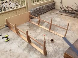 costruire letto giapponese come costruire un letto a forma di barca buzzland
