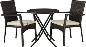 Outdoor Bistro Chairs Three Posts Grampian 3 Piece Bistro Set U0026 Reviews Wayfair