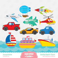 transportation vehicles clipart 59