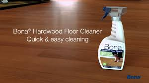 how to clean hardwood floors with bona