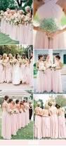best 25 blush pink bridesmaid dresses ideas on pinterest pink