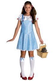 baby wizard of oz costume dorothy tween costume