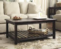 Rustic Coffee Table On Wheels Rustic Coffee Table With Wheels Beech Drawers Nautical Furniture