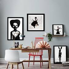 2017 cuadro nordic decoration wall art canvas painting posters and