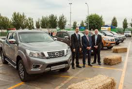 nissan np300 navara nissan ready to start production of the np300 navara in barcelona