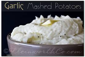 garlic mashed potatoes country crock recipe kleinworth co