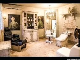 home salon decor salon decorating ideas gorgeous in home salon hair salon decor ideas