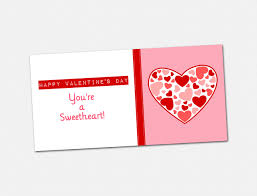 free printable valentine u0027s day mini cards for kids you u0027re a