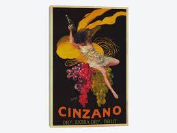 cinzano asti asti cinzano vintage canvas by leonetto cappiello icanvas