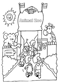 zoo coloring pages turtle coloringstar