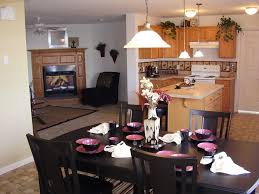spacious kitchen in the crookston mw408a manorwood modular ranch