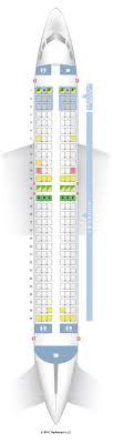 air siege plus seatguru seat map westjet boeing 737 800 738
