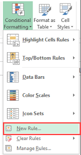 highlight blank cells in excel in less than 10 seconds
