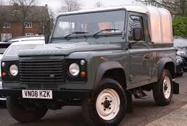 used land rover defender used land rover defender swb 90 pickup tdci 11665 vat 13995 inc