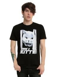 here u0027s kitty t shirt topic