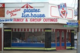 plaster fun house at brighton adelaide