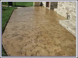 Concrete Patio Resurfacing Products Concrete Patio Resurfacing Options Patios Home Decorating