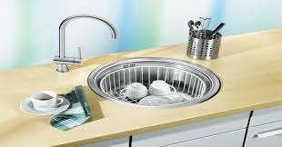 Buying A Sink A BLANCO Sink From The Leading German Sink - Round sink kitchen